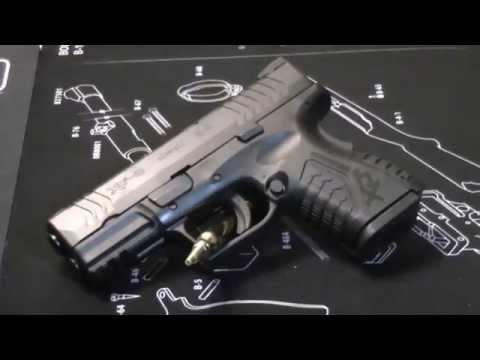 Springfield Armory XDM 3.8'' Compact 9mm