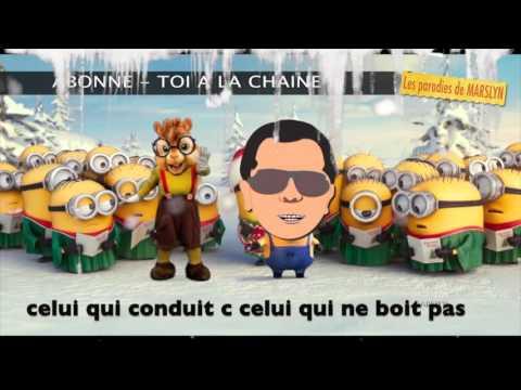 Les minions bonne ann e 2016 parodie 974 youtube - Les minions bonne annee ...