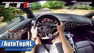 Audi TTS ABT 370hp POV Test Drive by AutoTopNL