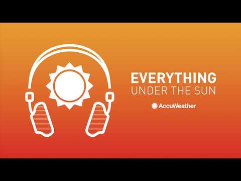 AccuWeather Podcast: Cecily Tynan, Chief Meteorologist at Philadelphia's 6ABC
