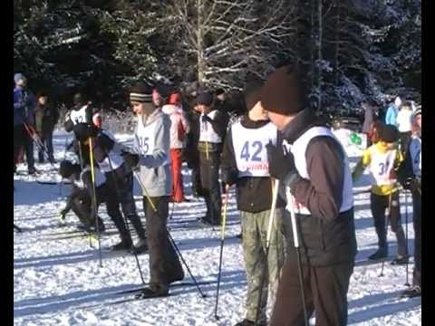 Лыжня России в Кушве