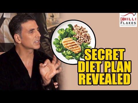 Wao!! Akshay Kumar Reveals His Diet Secret   Jolly LLB 2 Press Show