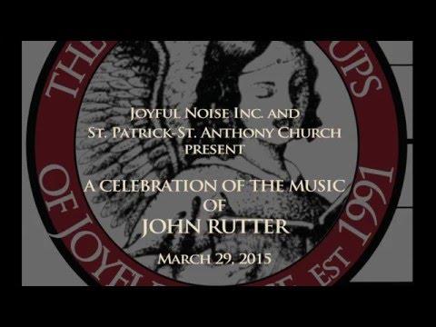 John Rutter concert 3.29.15 - 14. ATTENDE DOMINE