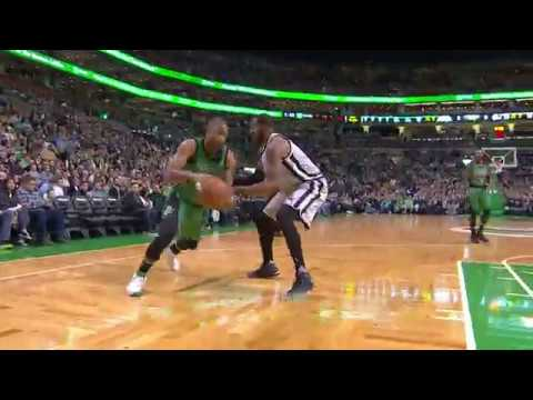 Al Horford, Avery Bradley Dunks Spark Celtic Run!