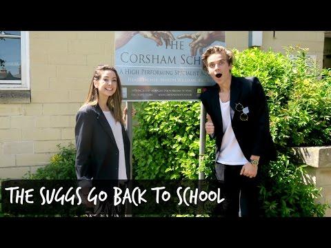 ZOE AND JOE BACK TO SCHOOL & GRAPHIC NOVEL TITLE!