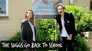 ZOE AND JOE BACK TO SCHOOL & GRAPHIC NOVEL TITLE!