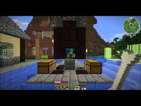 Minecraft Season 2 E10: Honey, I'm Home!