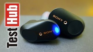 SONY WF-1000XM3 słuchawki dokanałowe z redukcją szumów