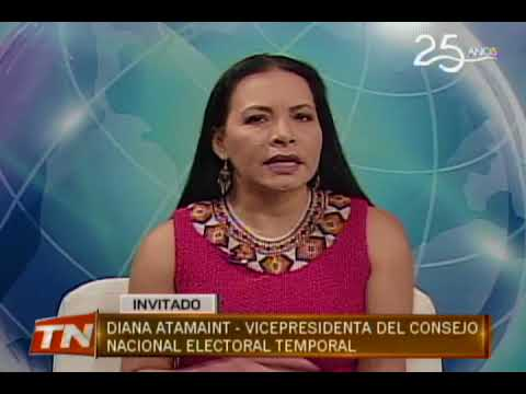 PROCESO PARA CONFORMACION DE NUEVO CONSEJO NACIONAL ELECTORAL