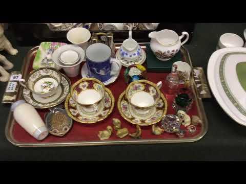 Churchgate Auctions General & Collectors Sale 19 August 2017