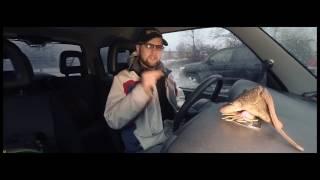 Как установить бюджетную акустику в машину.