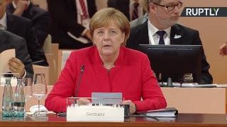 Первое рабочее заседание глав делегаций государств-участников G20