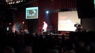 TEDx Asheville at The Orange Peel August 29, 2010 Part 2 Thumbnail