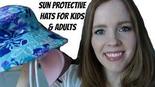 UPF/SPF Sun Protective Hats, Swimwear & Clothing for Kids & Adults:  Tuga Sunwear