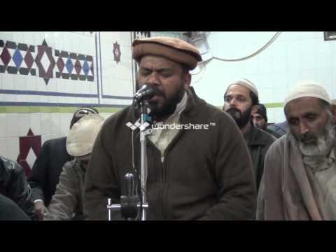 Jabeen Meri Ho Sang-e-Darr Tumhara Ya Rasool Allah ----- Riaz Ahmed Bradran (07.01.2013)
