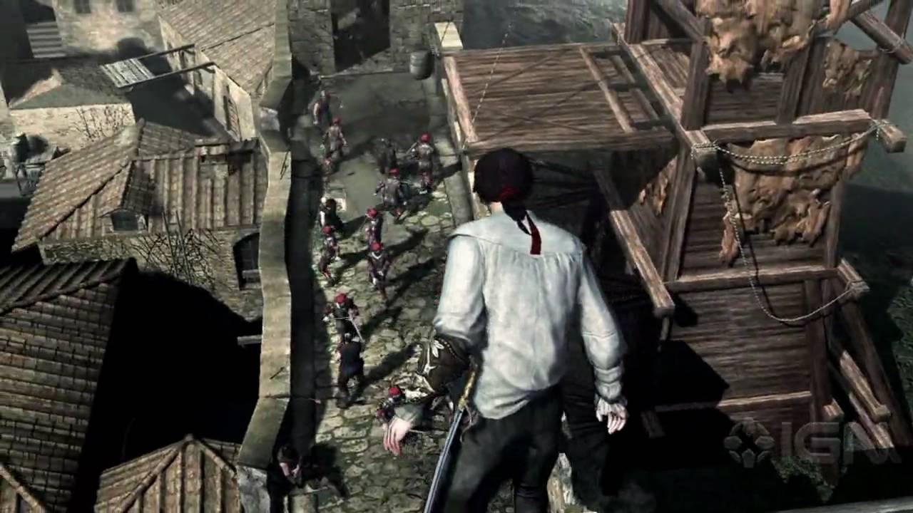Assassin S Creed Brotherhood Demo Ign Live E3 2010 Youtube