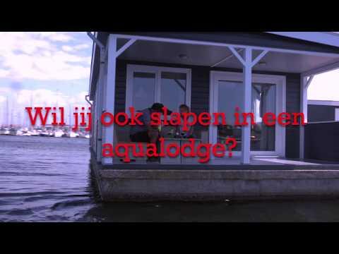 Social Flash Welkom op het water | Ervaar de Aqualodge - 14 aug 17 - 14:58