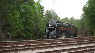 NS 958 third and final attempt to pull the Poe wye. thumbnail