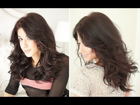 Easy Party Curls