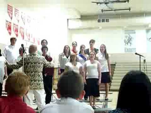 Tonopah High School Choir