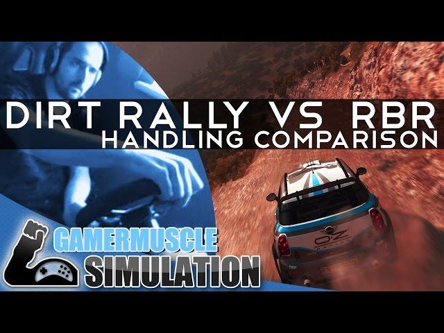 Dirt Rally VS Richard Burns Rally  - Which drives better ?