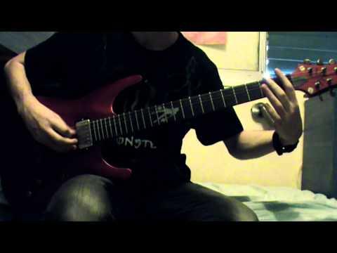 Celldweller - EON (Guitar cover)