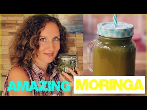 10 Amazing Moringa Health Benefits + Iced Tea Recipe