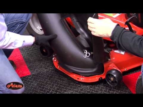 Mtd Twin Rear Bagger Oem 190 180a Review And Installati