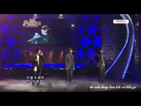 [Vietsub] SG Wannabe - From The Beginning Till Now (September 23rd, 2007)