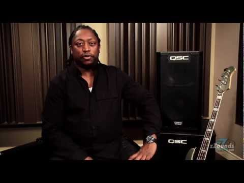 zZounds.com: Interview with Darryl Jones of The Rolling Stones about QSC K and KW Series