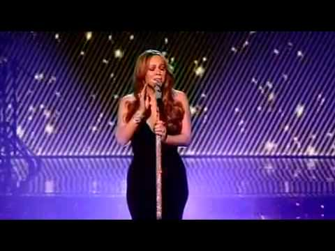 Mariah Carey - I Want To Know What Love Is -The X Factor