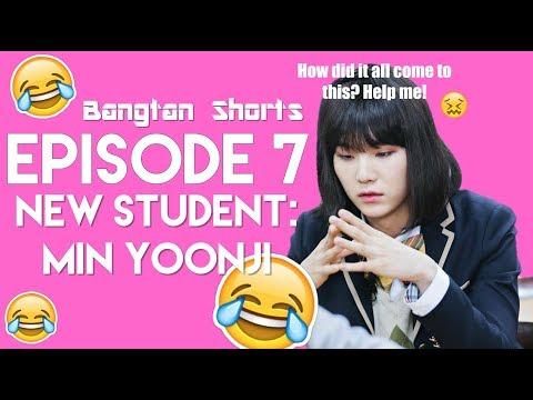 [REUPLOAD] BTS Crack #7- New Student: Min Yoonji