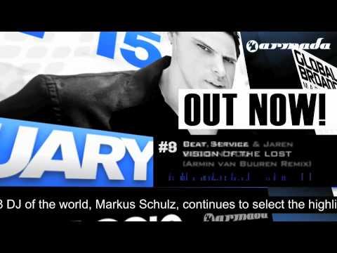 Markus Schulz - Global DJ Broadcast Top 15 - January 2010