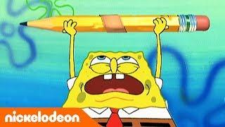 Губка Боб Квадратные Штаны | 2 сезон 14 эпизод | Nickelodeon Россия
