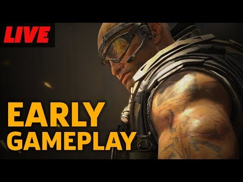 Call of Duty Black Ops 4 Early Access Gameplay Live thumbnail