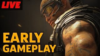 Call of Duty Black Ops 4 Early Access Gameplay Live