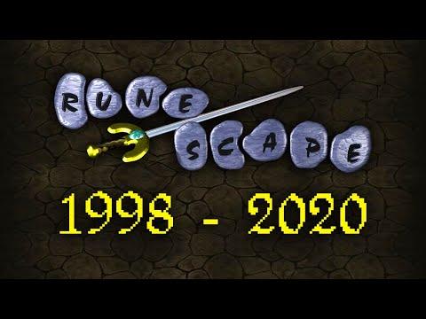 RuneScape Historical Timeline 1998 – 2020