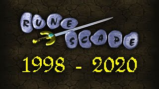 RuneScape Historical Timeline 1998 - 2020