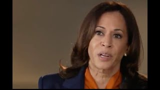 Kamala Harris goes viral with perfect response to gotcha question