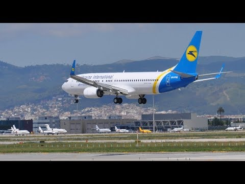 Ukraine International Airlines | Boeing 737-800 | LIMC-UKBB | Milano-Kiev | VATSIM