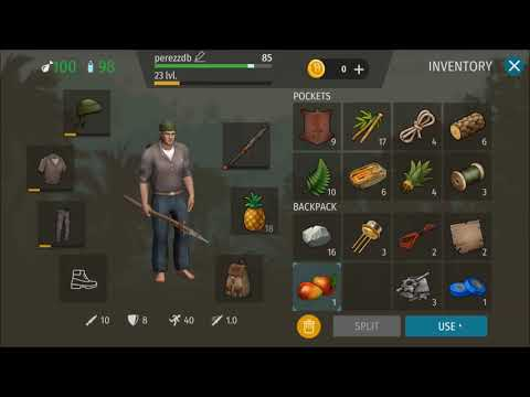 Jurassic Survival #7 android game first look gameplay español