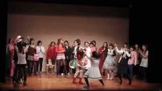2014/12/14 笑いの苺 エンディング ☆12月14日(日) 「笑いの苺」 場所 な...