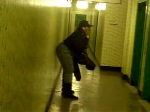 pee dance