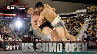 2017 US SUMO OPEN -- MIDDLEWEIGHT Division