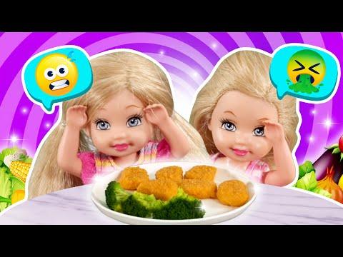 Barbie – We Don't Like Vegetables | Ep.255