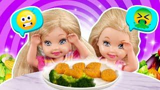 Barbie - We Don't Like Vegetables | Ep.255