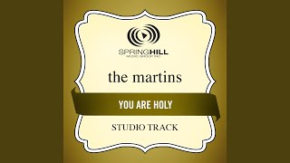 You Are Holy (Low Key Performance Track Without Background Vocals)