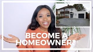WHY & HOW WE BOUGHT A HOUSE AT 24! With tips