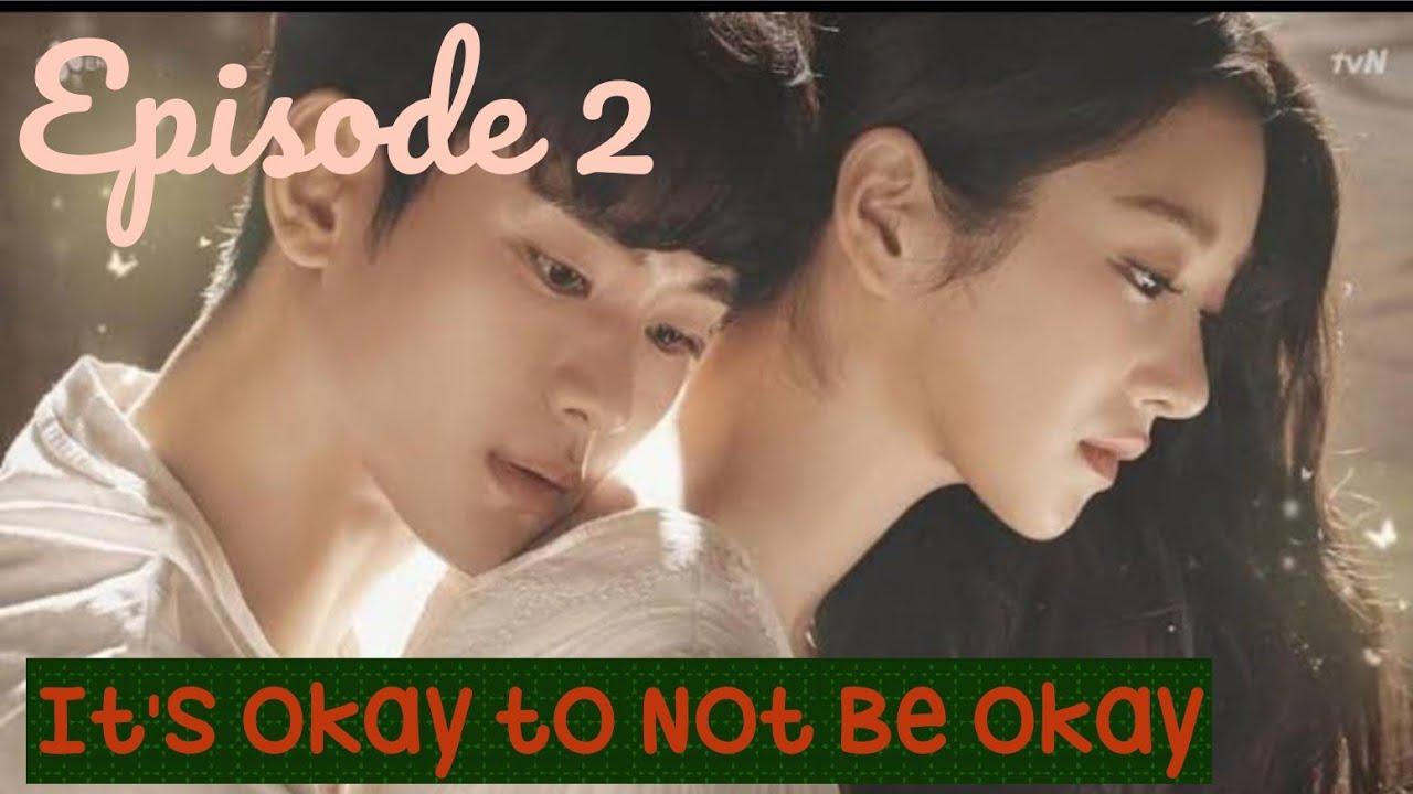 ITS OKAY TO NOT BE OKAY Episode 2 || review drama korea terbaru SUB INDO