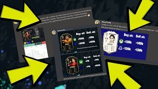 MAKE 100k+ A DAY WITH SPECIAL CARD TRADING   How to Trade with Special Cards in Fifa 20